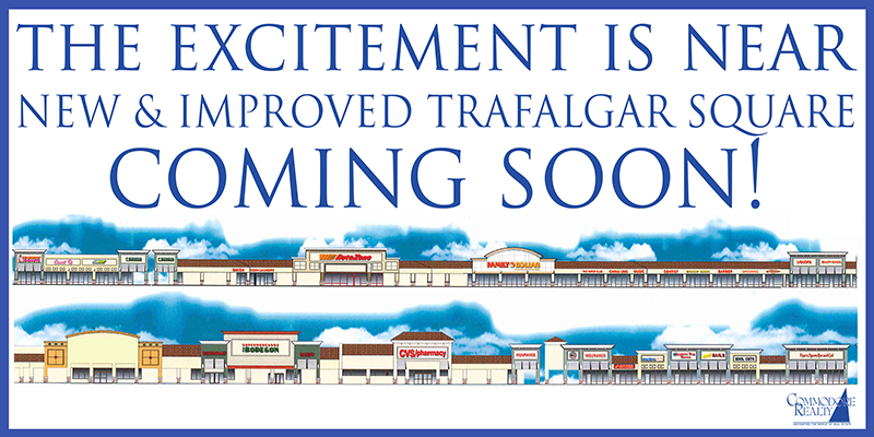 Trafalgar Square Facade Renovation, Greenacres, FL
